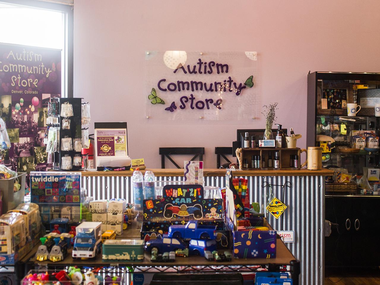 Autism Community Store
