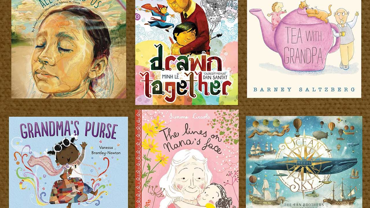 Books that Celebrate Grandparents