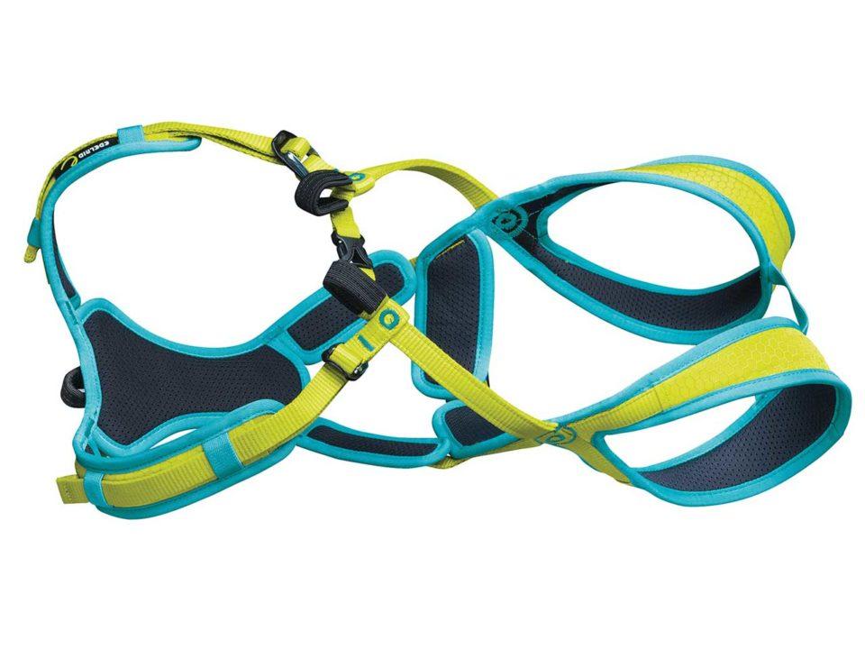 Edelrid Harness kids climbing gear