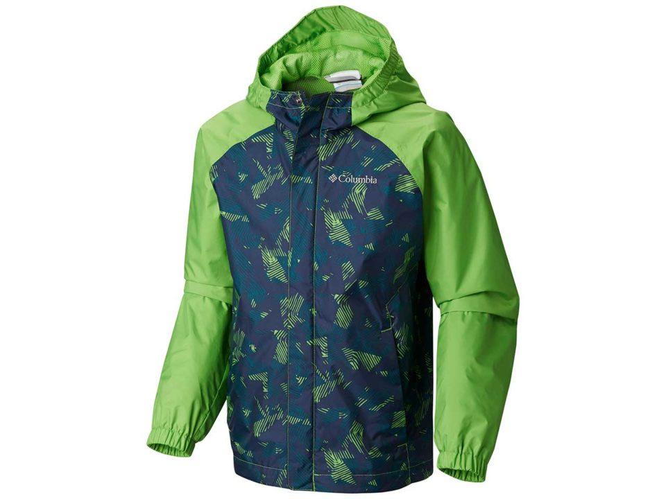 Fast and Curious II Rain coat kids gear