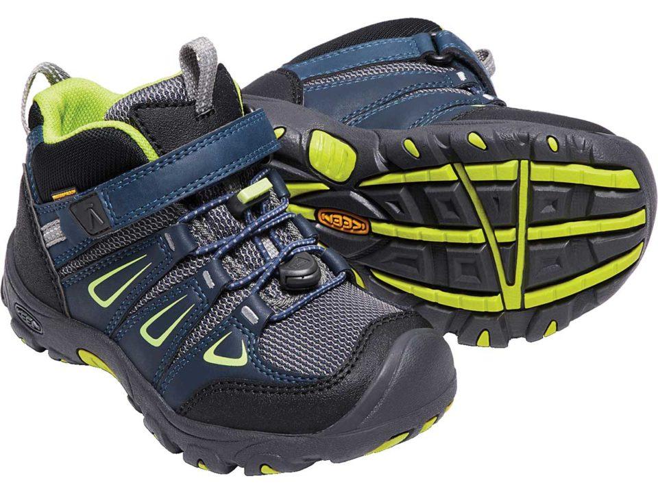 Oakridge waterproof shoe kids gear