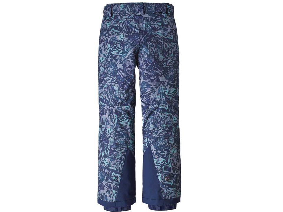 Patagonia snow pants gear