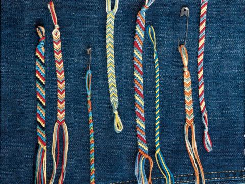 Diy Friendship Bracelets For Kids Colorado Parent