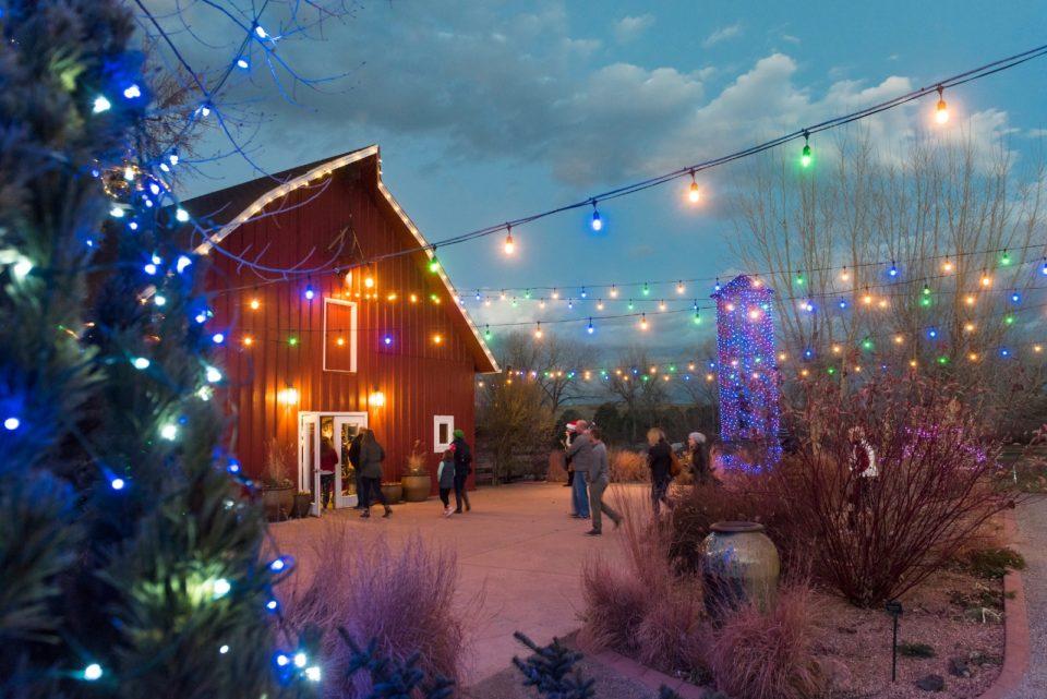 Holiday Light Displays in Denver 2019