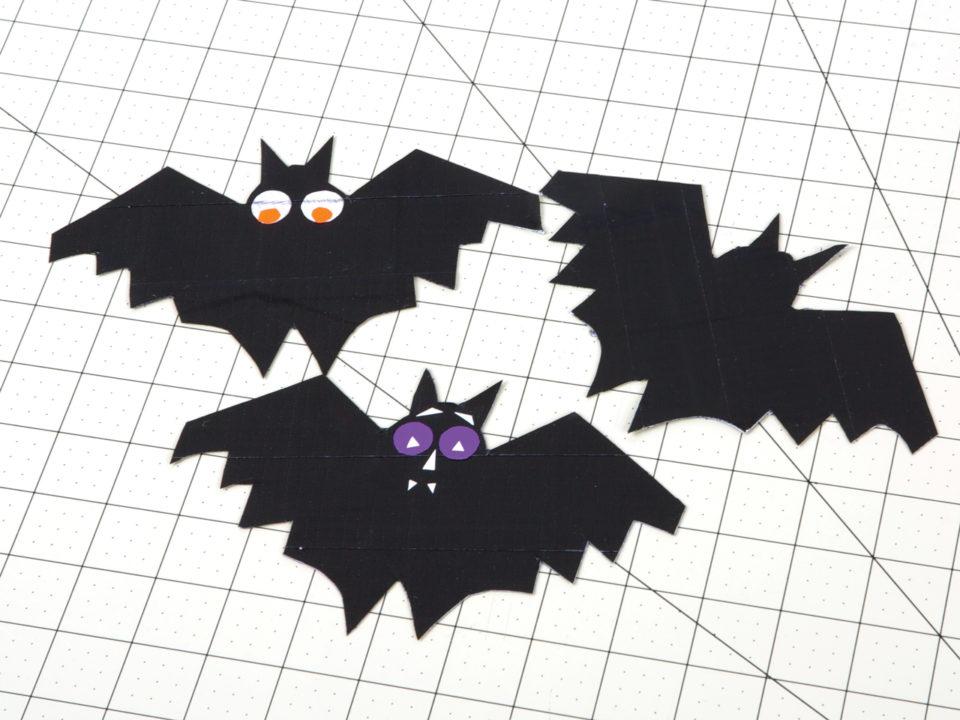 bat craft family fun halloween