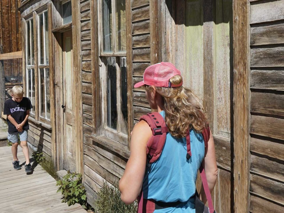 St Elmo Colorado ghost town