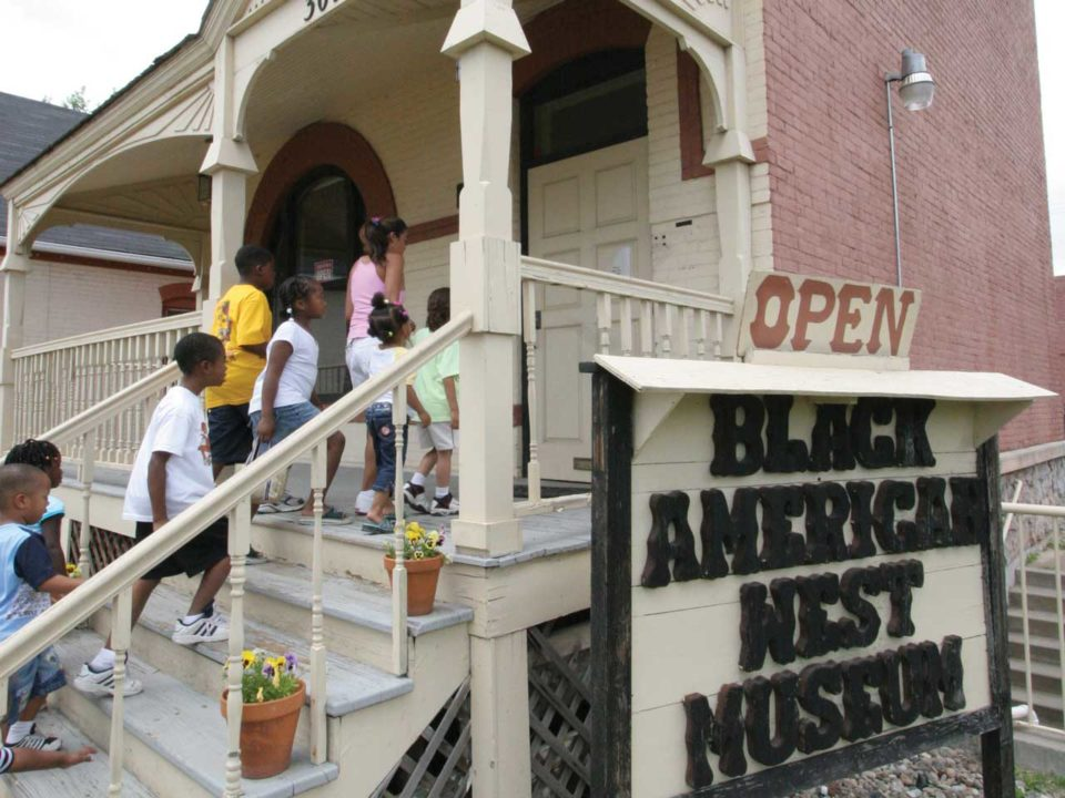 Black American West Museum Denver Colorado culture