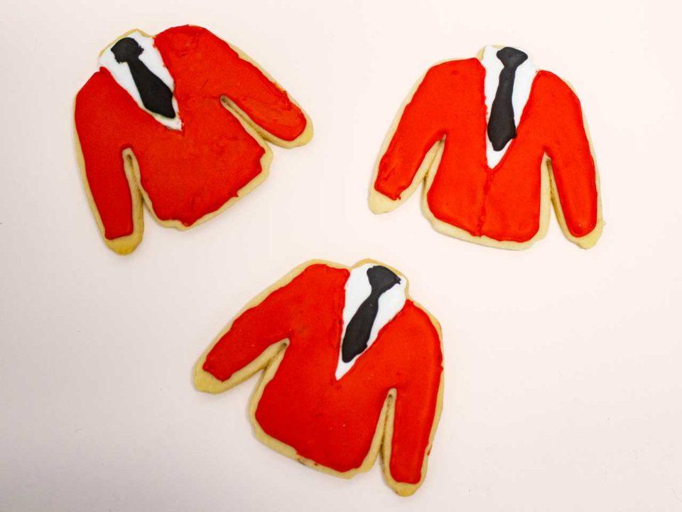 kindness Mister Rogers cookies
