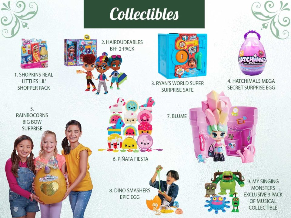 NAPPA collectibles gifts presents holiday Christmas Hannukah