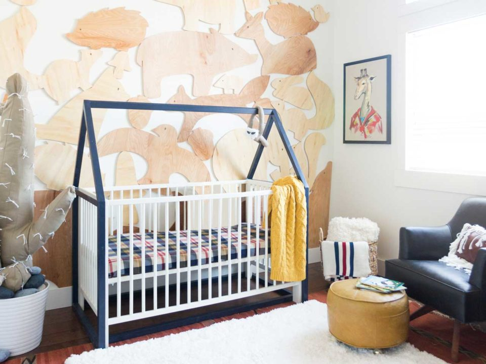 accent wall kids room paint