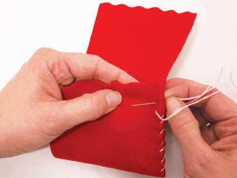 felt envelope kids crafts valentines