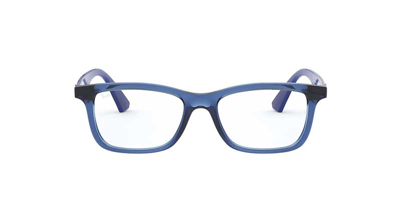 Ray Ban Jr glasses classic blue