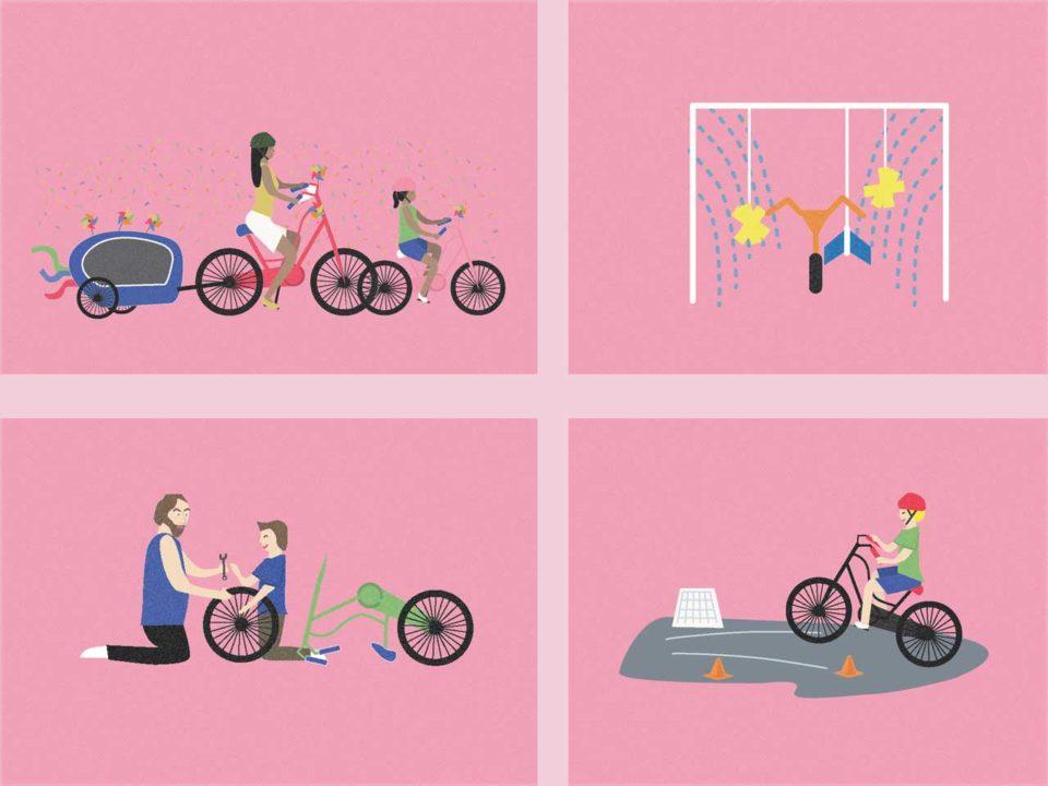 bike activities