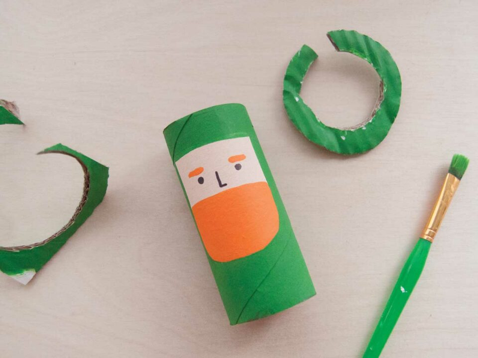 st. patricks day craft ideas