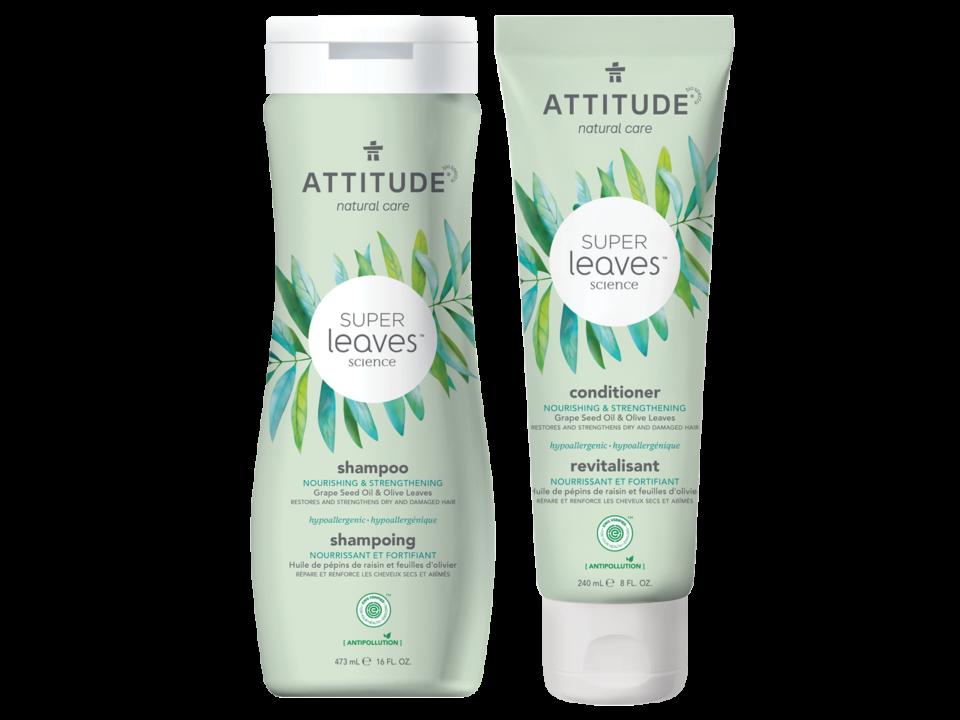 non-toxic shampoo and conditioner