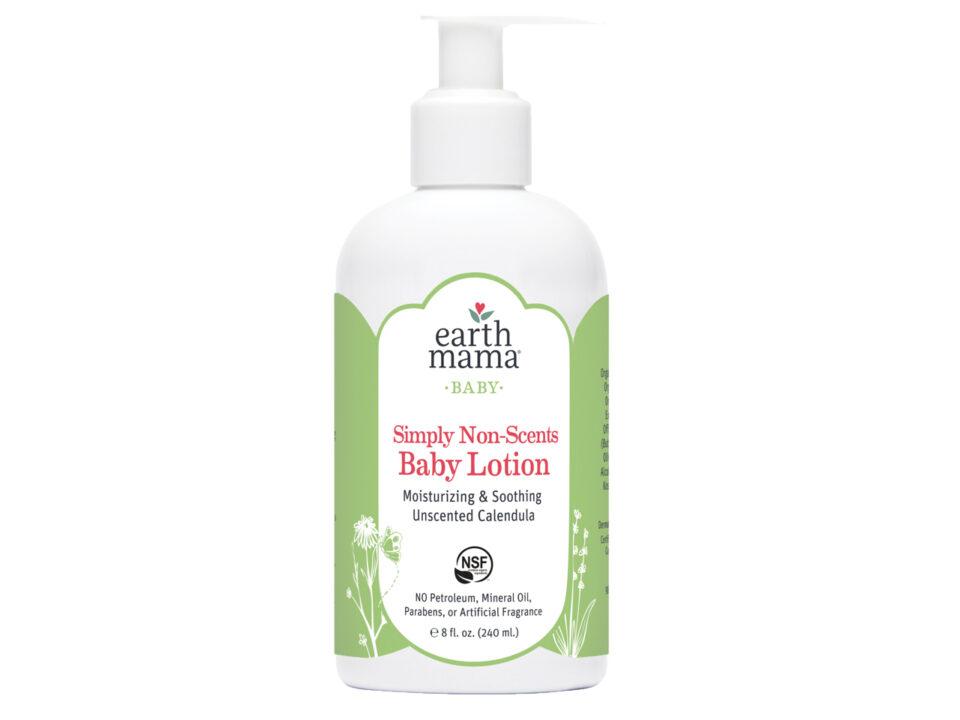 non-toxic baby lotion