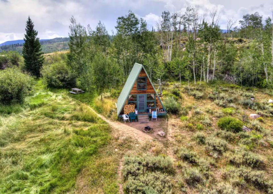 best airbnbs colorado