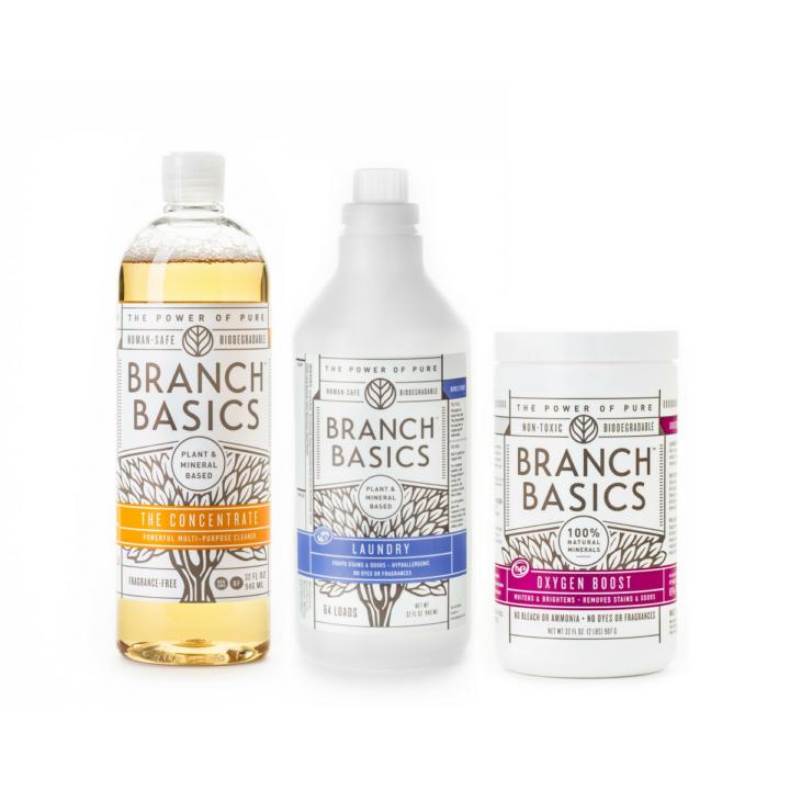 Branch Basics laundry