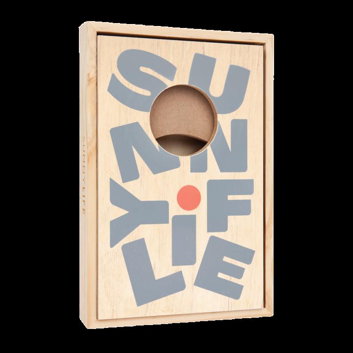Sunnylife corn hole game